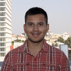 Martin from Ecuador